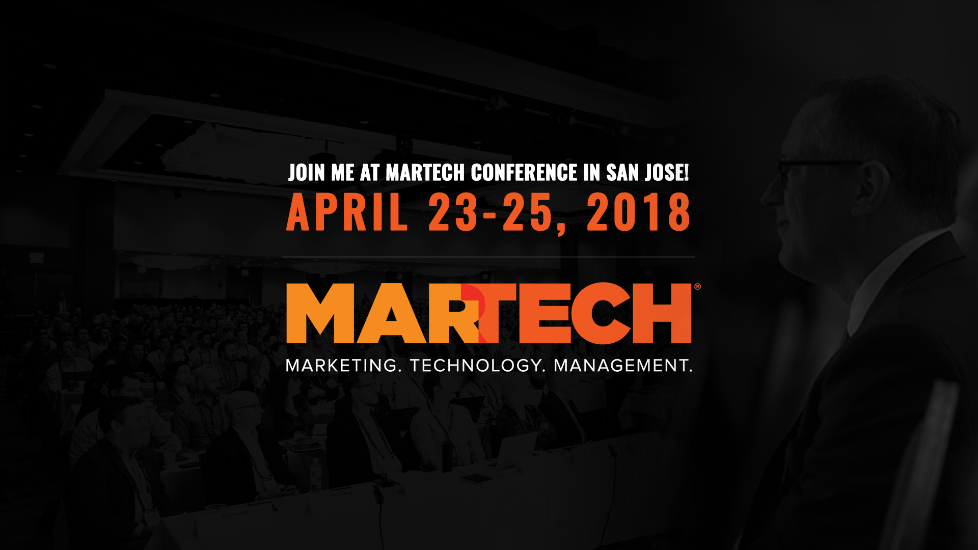 MarTech West Conference 2018