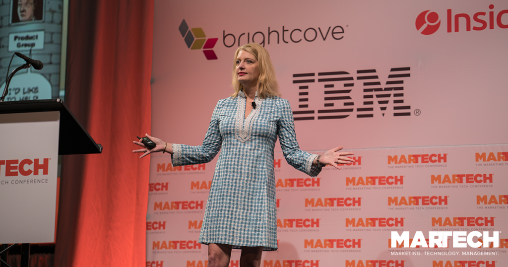 See the MarTech Conference agenda now