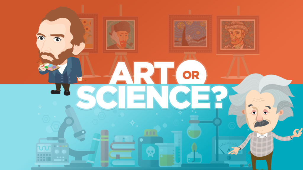 Take the survey: Is marketing art or science?