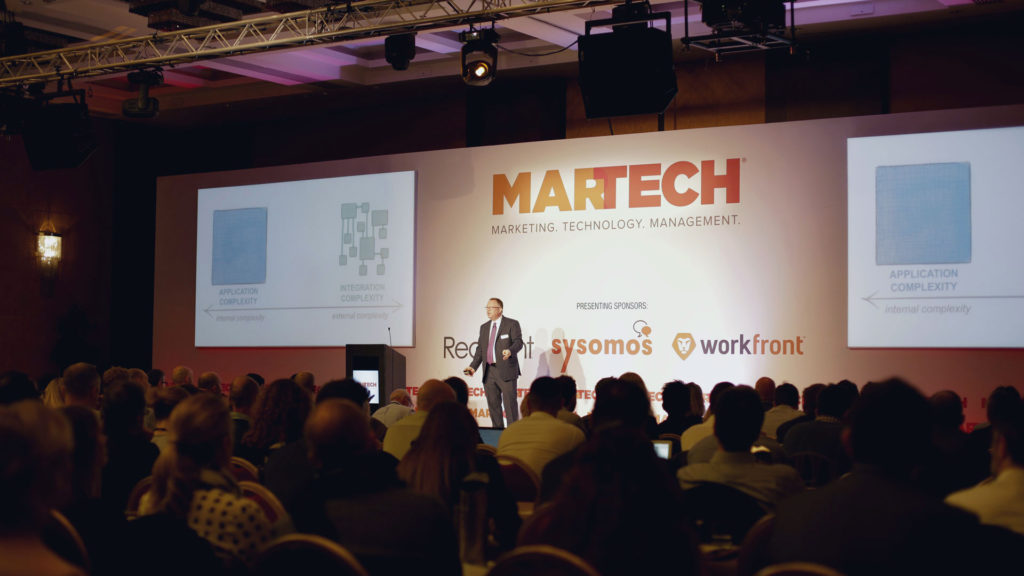 5 Takeaways from the recent MarTech Conference