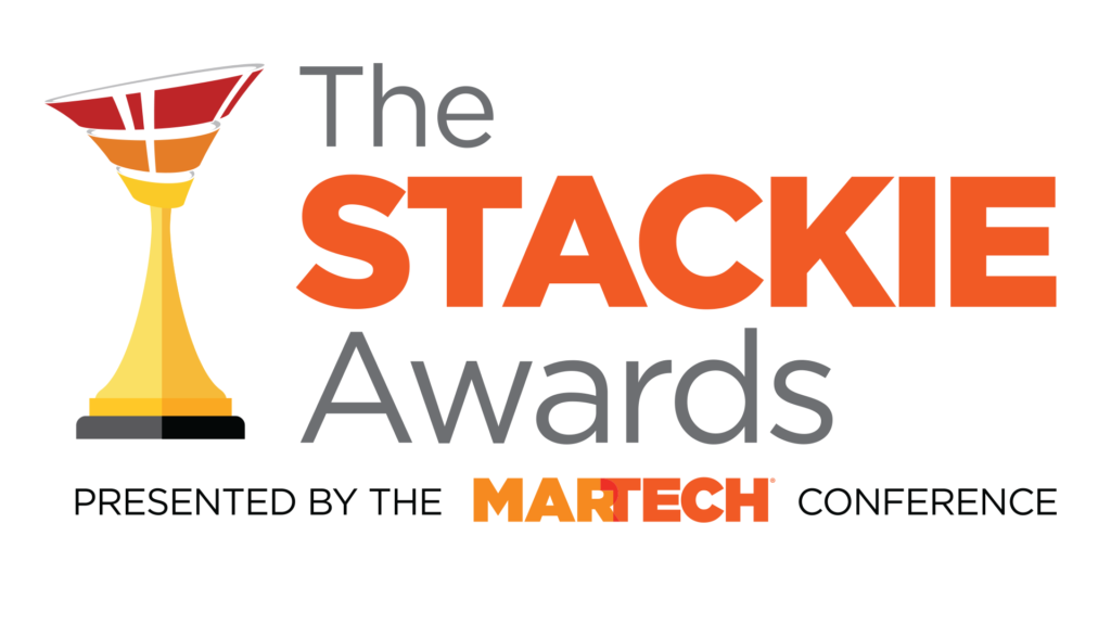 Enter the 2020 Stackie Awards & share your marketing stack with the MarTech community