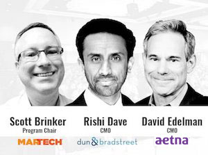 Pioneering CMOs discuss the future at MarTech