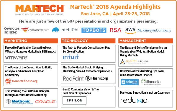 MarTech All Access passes are here  Snatch yours up now