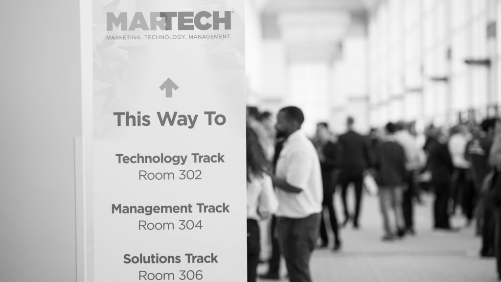 Last chance! MarTech kicks off one week from today