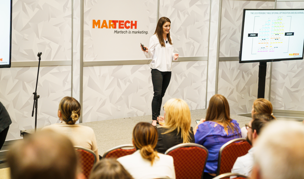 Here's why you should join us at MarTech