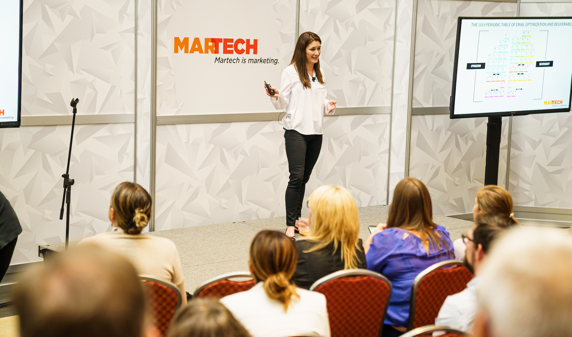 LOGBUCH: MARTECH CONFERENCE BOSTON - cover