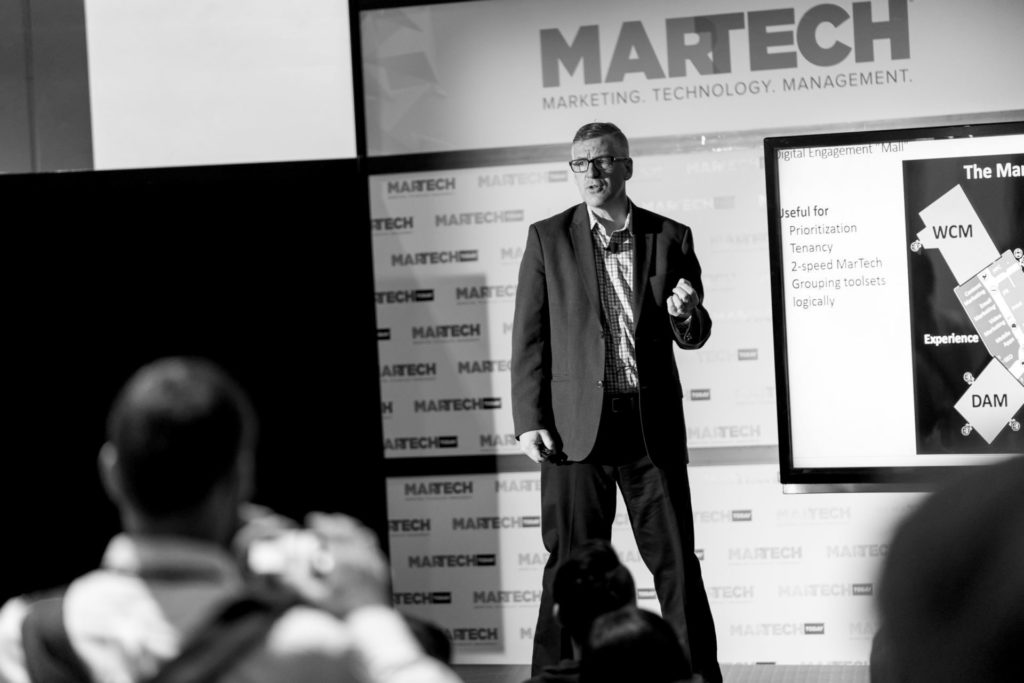 Attend Discover MarTech online next week!